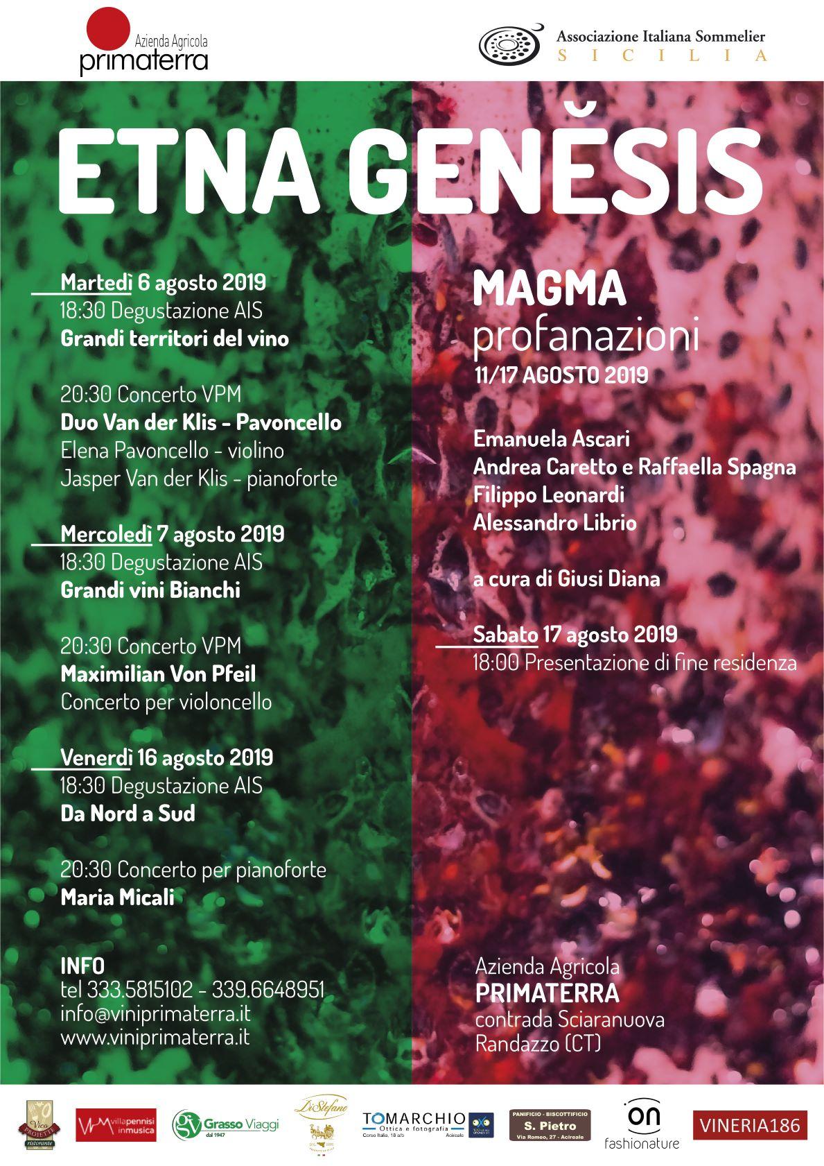 Etna Genesis