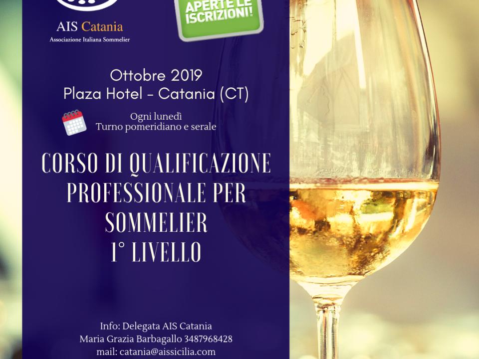 2019 - 1° livello Catania